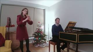 A Christmas Pastoral from Ensemble Hesperi