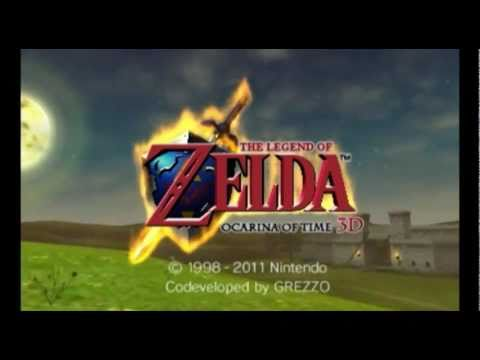 Feel Like Watching 10 Minutes Of Ocarina Of Time 3D?