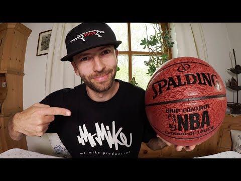 """Der beste Basketball auf dem Markt - Spalding """"Grip Control"""" - Indoor/Outdoor"""