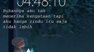 Story Wa~ Andmesh Kamaleng Hanya Rindu