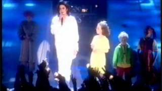 Michael Jackson - Earth Song En Vivo - Subtitulado Al Español