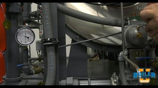 Using a Vent Orifice on a Siemens Gas Regulating Actuator