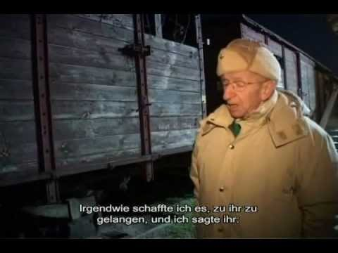 Israel Aviram beschreibt die Deportation im Eisenbahnwaggon nach Auschwitz