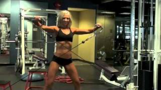 Calgary Fitness Tutorial - Crossover Flies