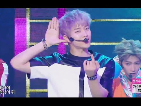 [HOT] 2PM - GO CRAZY, 투피엠 - 미친거 아니야?, Show Music core 20140920