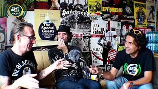 Bom Papo com a banda punk Bad Religion sobre o novo album, turnê e muito mais. Fiquem ligados !!