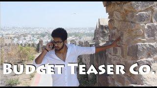 ArjunReddy Budget Teaser by my friend Sai Krishna