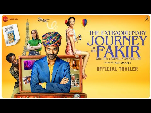The Extraordinary Journey of a Fakir trailer