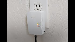 Extend Network with Powerline Adapters