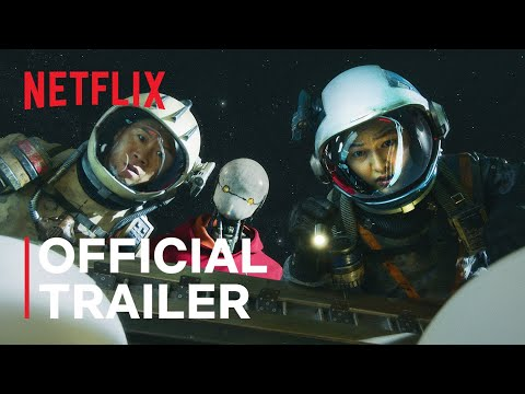 Space Sweepers | Official Trailer | Netflix