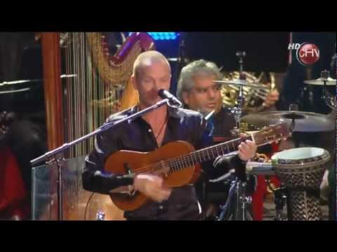 Sting - Next to you (HD) Live in Viña del mar 2011