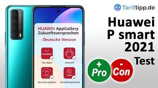 Huawei P smart 2021 | Test (deutsch)