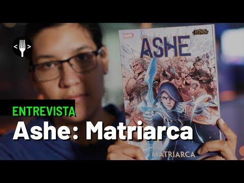 ASHE: el cómic de League of Legends
