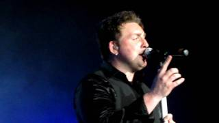 Johnny Reid - Thank You (live) - St. John's, NL