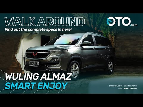 Walk Around | Wuling Almaz Smart Enjoy