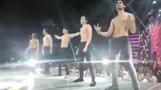 ASAP Coverboys' hot performance on ASAP #ASAPStarMagic25