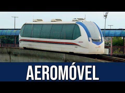 Aeromóvel de Porto Alegre/RS
