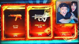 using the new dlc weapons on black ops 3 most popular videos