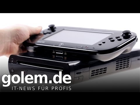 Wii U - Test von Golem.de