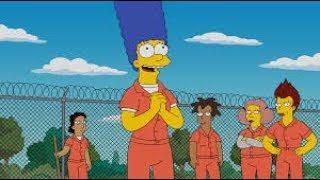 Симпсоны новый сезон! 2017 #3 Тюрьма