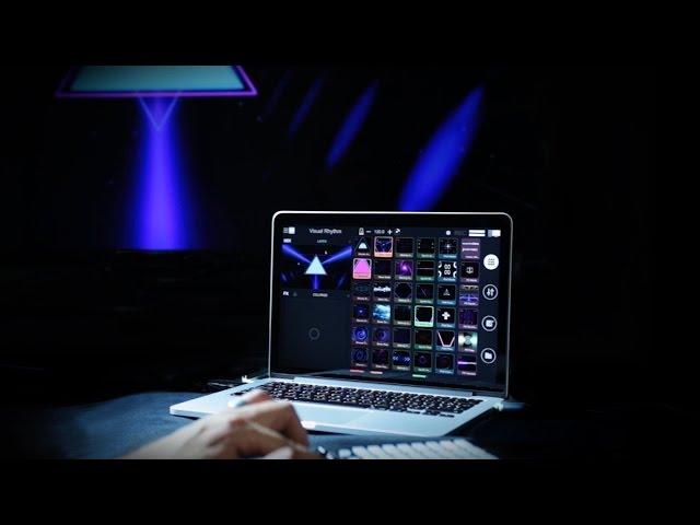 Upcoming video mixing app