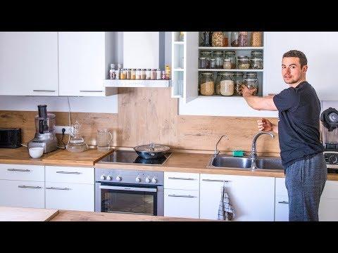 Lebensmittel Haltbar Lager   Küche Organisieren
