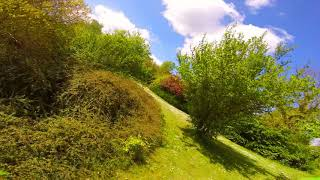 Fpv freestyle park flying