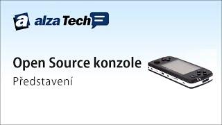 Rozhovor: Jaké jsou OpenSource konzole? - AlzaTech #122