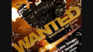Danny Elfman - The Little Things (UNKLE Variation)