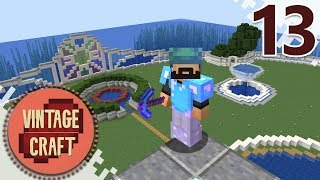 Minecraft VintageCraft Season 2 - EP13 - Work Work Work (Gameplay Video)