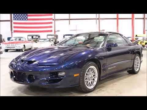 2002 Pontiac Firebird for Sale - CC-1042565