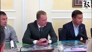 Настоящий «разнос» устроил своим подчиненным аким Акмолинской области М. Мурзалин