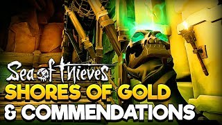 Sea of Thieves - Shores of Gold Tall Tales & Commendation Grind /w MixelPlx!!