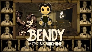 BENDY AND THE INK MACHINE SONG - (Devil