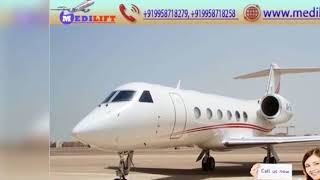 Best ICU Care Air Ambulance Services in Mumbai by Medilift