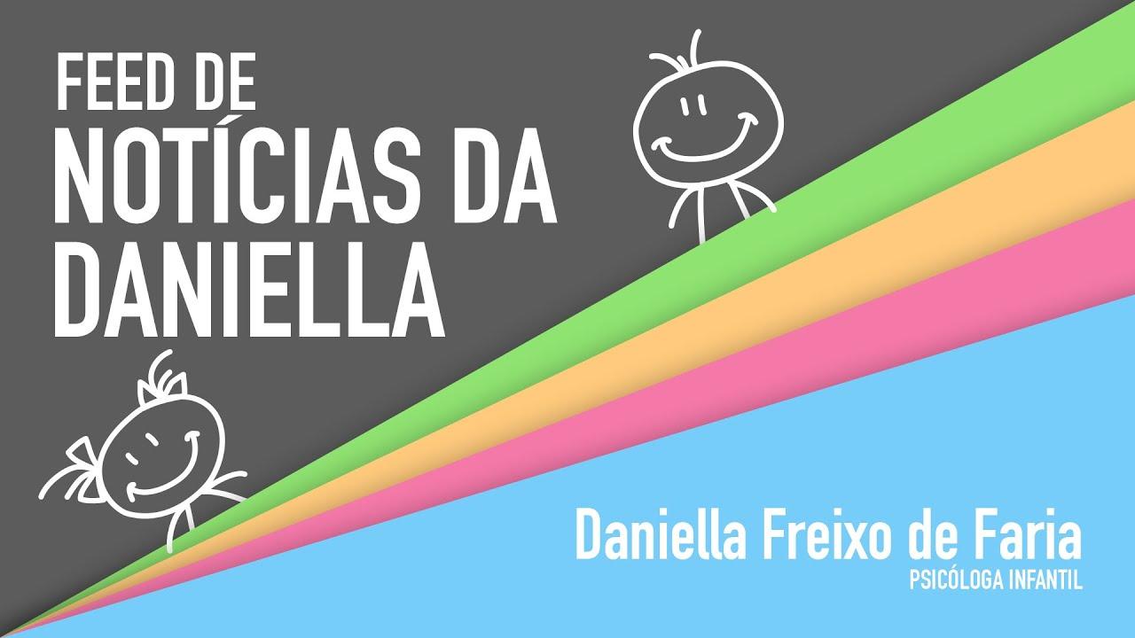Assinatura do Feed de Notícias no Facebook | Daniella Freixo de Faria
