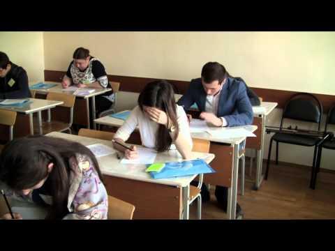 Колледж имени  Гнесиных - Рабочий процесс видео