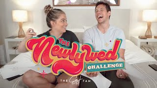Newlywed Challenge | the east fam