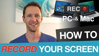 How to Screen Capture Mac and Windows (and BEST Screen Recorder Software!)