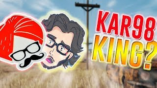Chicken Dinner with Carryminati ! Insane Kar98 Shots | #PUBGINDIA #sikhwarrior