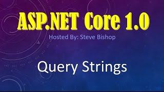 18. (ASP.NET Core 1.0 & MVC) Query Strings