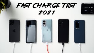 The Ultimate Fast Charge Test!