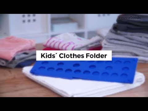 Аксесоар за сгъване на детски дрехи Octavius