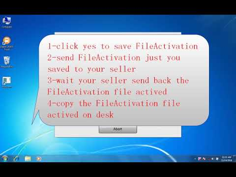 Delphi 2016 Autocom 2016 installation and activation