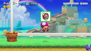 Super Mario Maker 2 🔧 Endless Challenge 2217 - 2224
