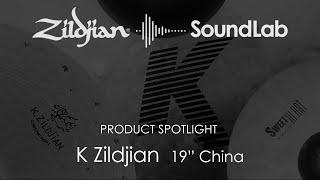 Zildjian K 19