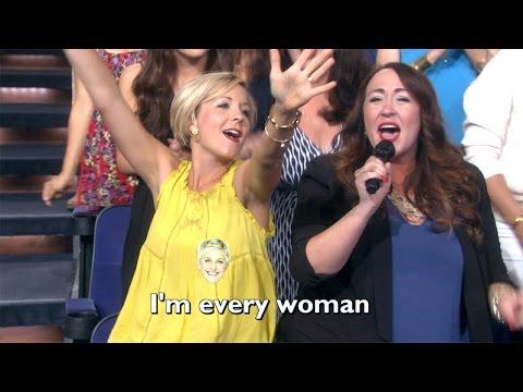 Ellen's Audience Is Every Woman