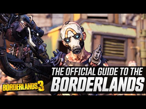 Borderlands 3 - Official Guide to the Borderlands thumbnail