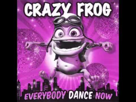 Who Let the Frog Out? - Crazy Frog