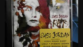 Sass Jordan : Damaged